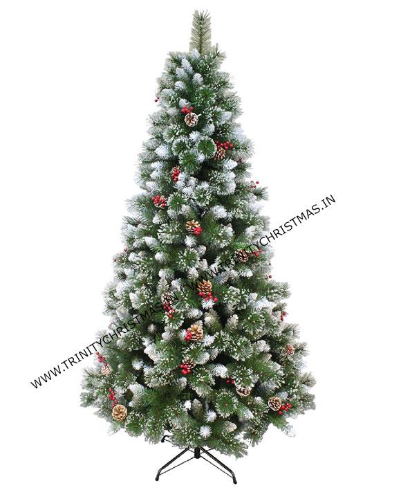Venetian Luxury Fir Christmas Tree