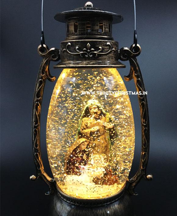 Christmas Crib Lantern