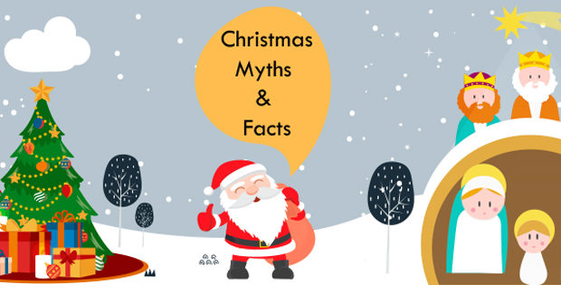 Christmas myths facts