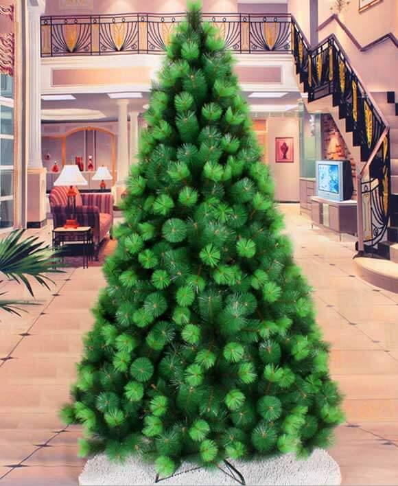 Christmas Tree In India.Premium Pine Artificial Christmas Tree 7 Feet