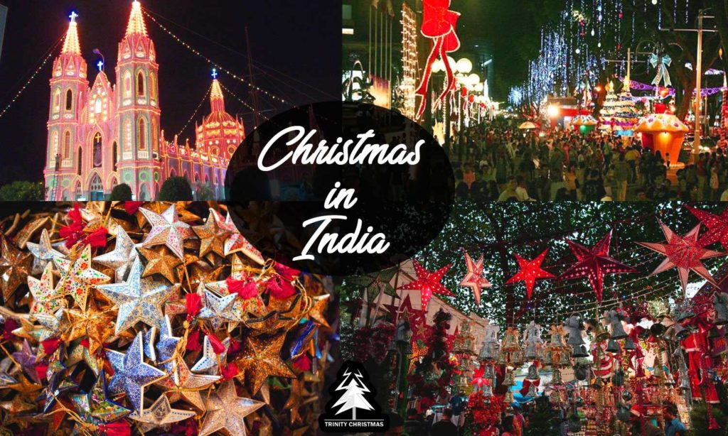 How Christmas Is Celebrated In India Trinity Christmas