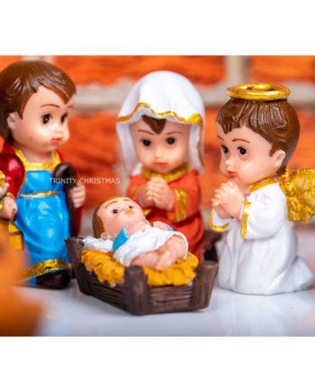Children Nativity Set