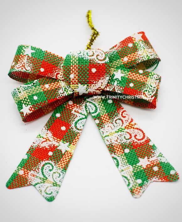 Christmas Bow hanging