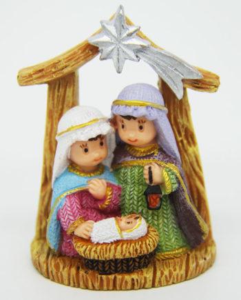 Miniature Holy Family