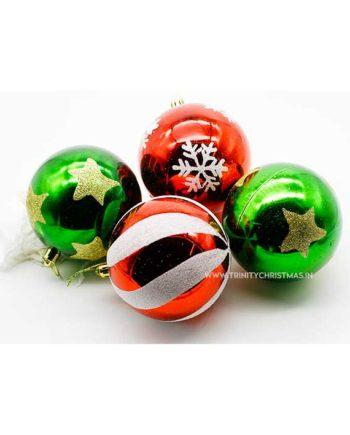 10 cm christmas ball