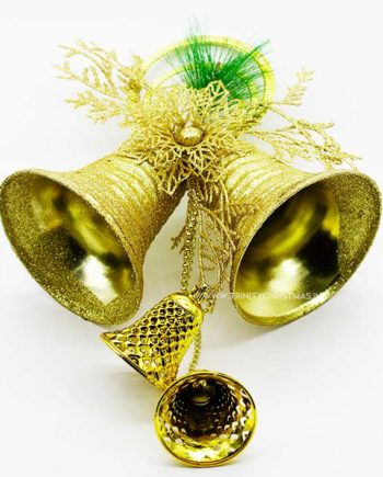 Christmas Bell Gold